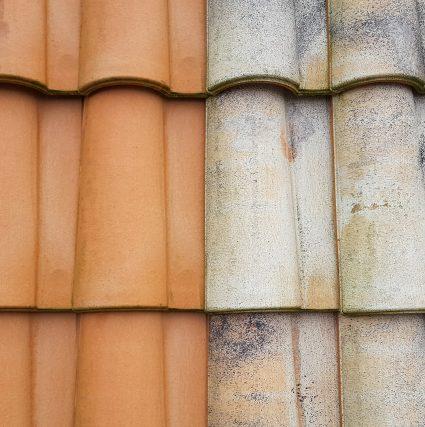 Nettoyage de toiture à Lyon