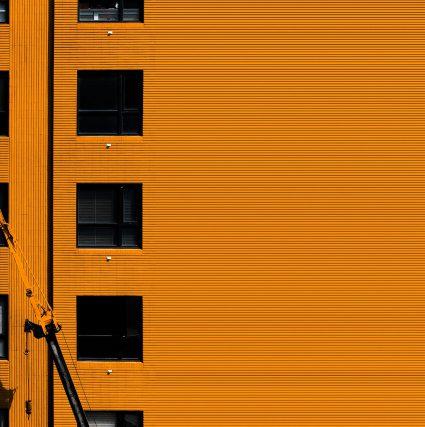 nettoyage façade d'immeuble