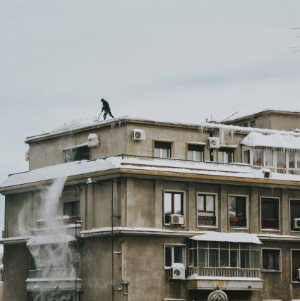 Entreprise nettoyage toiture sur Lyon